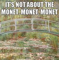 Helen Mack Monet