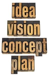 idea plan vision