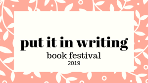 Put it in Writing – The Blog & Website of Anne Stormont Author